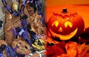 ¿Todos Santos O halloween?