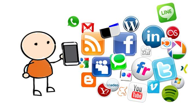 Redes sociales y su uso