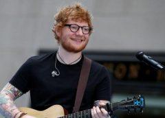 Ed Sheeran y las demandas por derechos de autor
